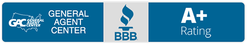 General Agent Center BBB A+ Rating